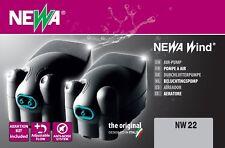 Newa Wind NW22 Air Pump & Aeration Kit Hydroponic Aquarium