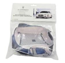 Official Maserati Quattroporte Luggage Net