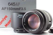 【Unused】Mamiya 645 AF 150mm F3.5 Telephoto Lens for Mamiya 645 & Phase One #523
