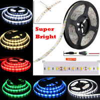 12V 5M 10M 15M 20M 300Led 5630 SMD Waterproof Led Strip Lights Lamp Ultra Bright