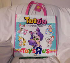 """Hey Twozies Fans: Huge 20"""" Toys R Us Reusable Shopping Gift Bag - Babies & Pets"""