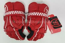 "New Warrior Limited 12"" Red & White Burn Pro Lacrosse Gloves"