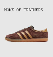 Adidas Amsterdam Brown MEN'S TRAINERS ALL SIZES