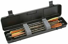 MTM Black Crossbow Bolt Case Up To 16 Crossbow Bolts Securely Safely Storage