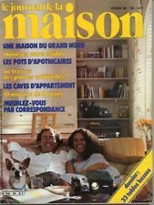 le journal de la maison n°134 maison du grand nord cave d'appartement meuble
