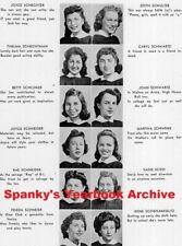 1943 Bronx NY Walton Girls School Yearbook ~ Photos History Clubs Sports WWII