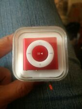 Apple iPod shuffle 4th Generation(2015) Red (2 GB) (PRODUCT) RED Special Edition