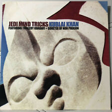 "JEDI MIND TRICKS - KUBLAI KHAN (12"") 2003!!  RARE!!  TRAGEDY KHADAFI + GORETEX!!"