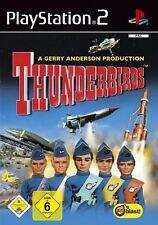 Thunderbirds für Sony Playstation 2 Ps2 Neu/Ovp/Deutsch/Kult