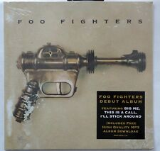Foo Fighters-SAME-US LP + sticker on front + codice download * Nuovo/New *