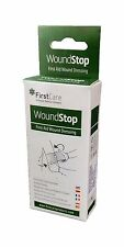 WoundStop Home Care Wound Dressing Israeli Bandage for First Aid Kits IFAK EMS