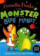 The Monster from the Blue Planet-ExLibrary