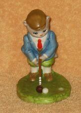 Kitty Cucumber Kitty & Albert Golfing