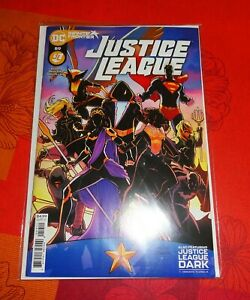 Comics VO DC JUSTICE LEAGUE N°59 – Infinite Frontier – Neuf – Black Adam