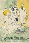 Henri De Toulouse Lautrec Unknown 19 Giclee Canvas Print Paintings Poster