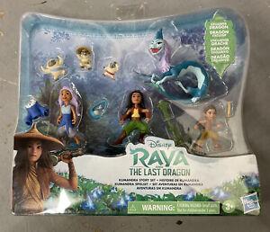 Raya and the Last Dragon Kumandra Story Set Mini-Figures 2021