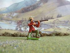 Boer WAR BMC Boer inginocchiato che spara dipinto 1:32
