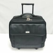 U.S. Luggage New York Black Rolling Laptop Projector Bag
