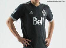 Adidas Mls Vancouver Whitecaps Jersey Black,Silver Cd3682