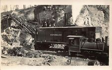 Superb Quarry - Stone City Anamosa Ghost Town Jones Co. Iowa Early Real Photo