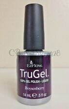 EZFlow TruGel - 100% LED UV Nail Gel Polish 0.5oz/15ml Series 2 Pick Your Color