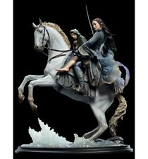 Weta Le Seigneur des Anneaux Arwen et Frodo on Asfaloth