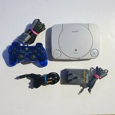 SONY Playstation One PS1 Console with Controller and cables fully tested