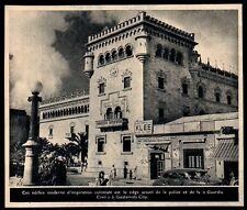 1957  --  GUATEMALA CITTY SIEGE DE LA POLICE ET GUARDIA CIVIL   3M009