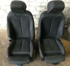 BMW F30 F31 sitze front seats roter faden