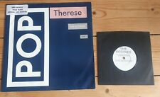 "The Bodines Theresa  12"" + Ltd Live 7"" C86"