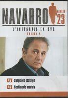 NAVARRO ... SAISON 4 ... DVD N°23 ... ROGER HANIN ... 2 EPISODES