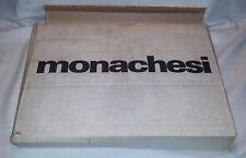 Sante Monachesi - Sculpture/volume en papier, mousse et corde - 1970