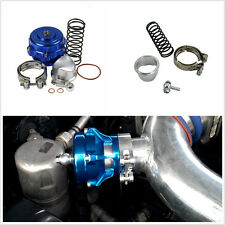 Universal Blue 35 PSI 50mm Car V Band Blow Off Valve Bov Intercooler Turbo Boost