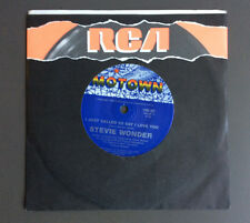 "STEVIE WONDER - I Just Called To Say I Love You 7"" Vinyl Single VG 1984 Aus Pres"