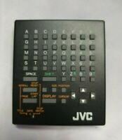 JVC CG-C70U Digital Video Character Generator Remote