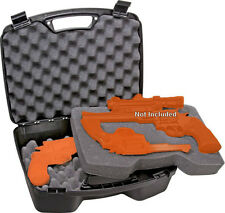 MTM  CASE WITH FOAM INSERTS, FOR FOUR HANDGUNS,  MADE IN U.S.A.  MTM30840