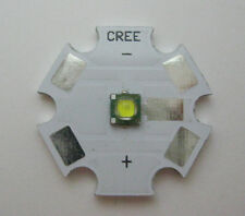 Cree Single-die XP-G R2 White 3W LED Light Emitter with 20mm Star PCB For DIY