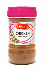 Catering Size Chicken Season 720g Schwartz Herbs & Spices Flavours Chef Cooking
