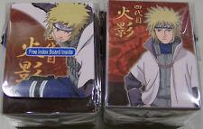 Naruto deck box!  Limited Edition Fourth Hokage design! RARE!