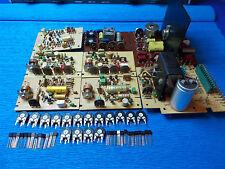 Trimmer et transistors phrase pour revox a77 MKI cartes