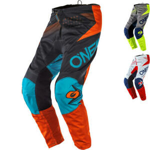 Oneal Element Factor 2020 Motocross Pants MX Trousers Dirt Bike Off Road O Neal