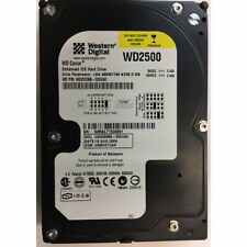 Western Digital 250GB, 7200RPM, IDE - WD2500BB
