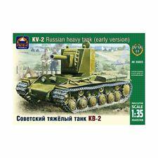 Ark Models Arkm35022 KV-2 Russian heavy tank early version 1/35