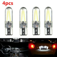 4x T10 Auto Standlicht SMD LED Canbus COB Lampe Weiß 6000K 12V Hot