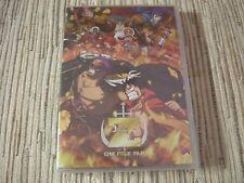 DVD ANIME ONE PIECE FILM Z PELICULA NUEVO Y PRECINTADO