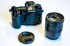 Panasonic LUMIX G9 Kit inkl. LEICA 12-60mm 2.8-4.0 schwarz DC-G9LEG-K
