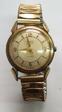 Rare VINTAGE SWISS  Barr's De Luxe 17 JEWEL INCABLOC - WATCH
