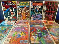 1st Issue Lot WOLVERINE 1988 Infinity Gauntlet VENOM A-Force X-MEN Variant 1 NM+