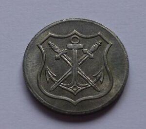 Notgeld: Germany, Solingen 10 Pfennig 1919, War money, Emergency coin