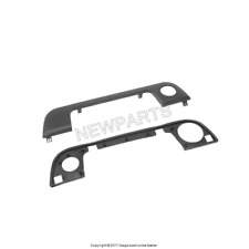 For BMW E36 E34 318i M3 Front Driver Left Outside Door Handle Cover w/ Seal OE